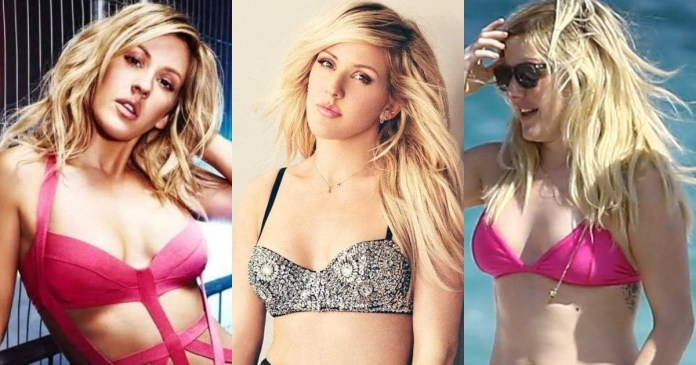 41 Sexiest Pictures Of Ellie Goulding