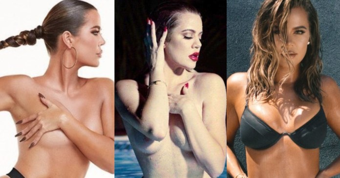 41 Sexiest Pictures Of Khloé Kardashian