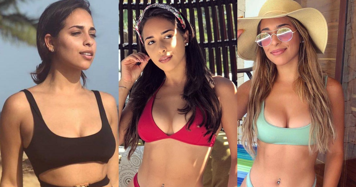 Nackt  Leli Hernandez 43 Sexiest