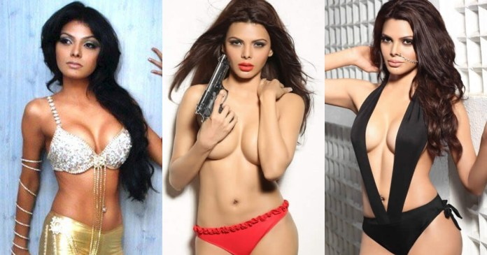 41 Sexiest Pictures Of Sherlyn Chopra