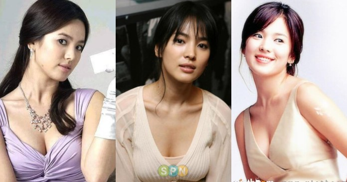 41 Sexiest Pictures Of Song Hye Kyu