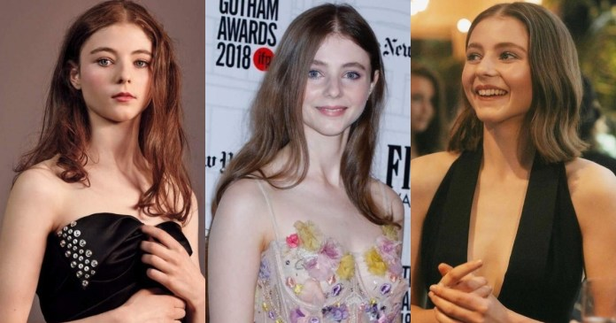 41 Sexiest Pictures Of Thomasin McKenzie