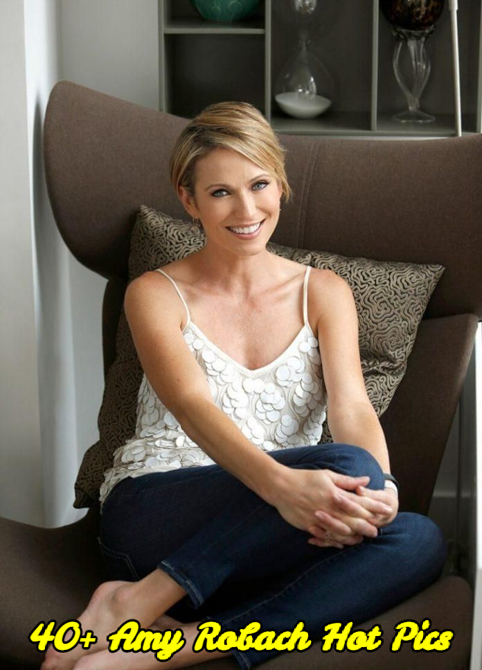 Amy Robach hot pics