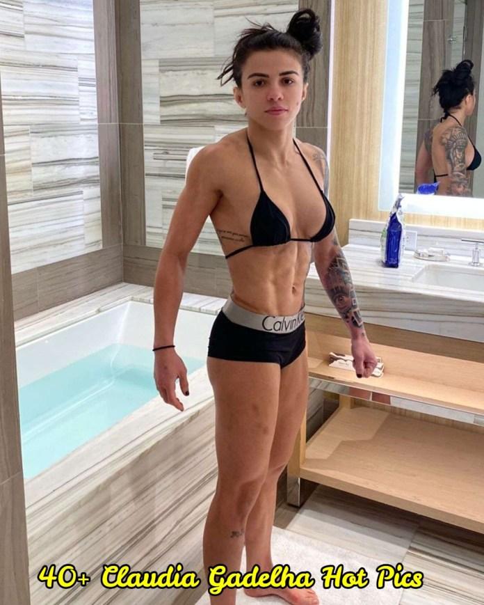 Claudia Gadelha hot pictures