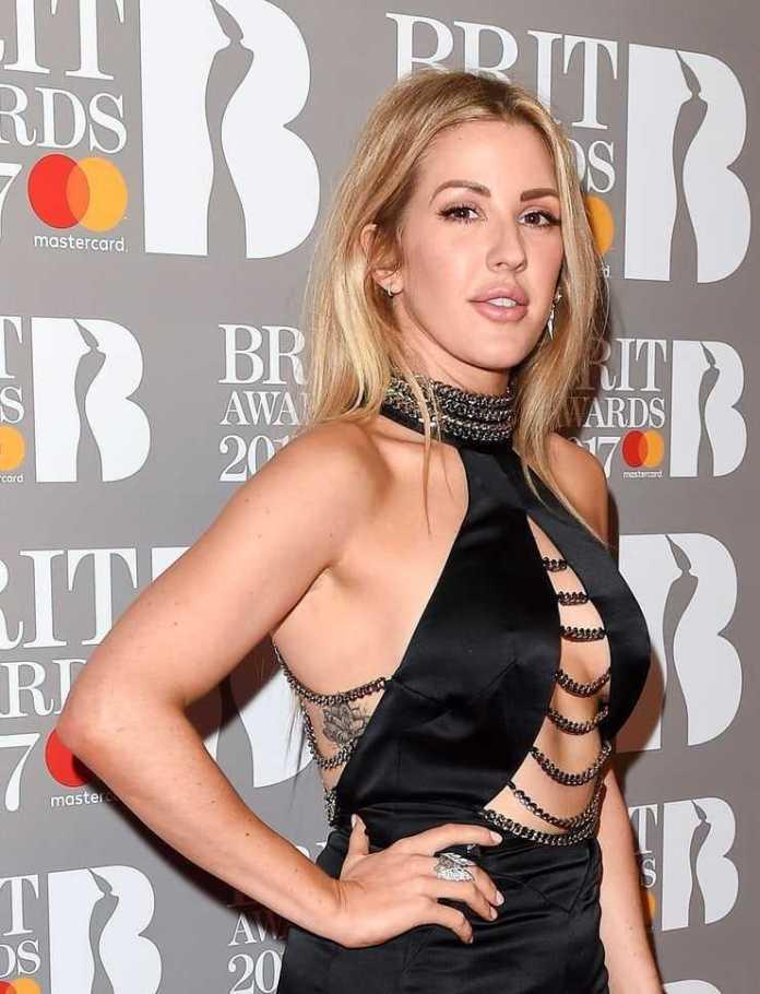 Ellie Goulding tits