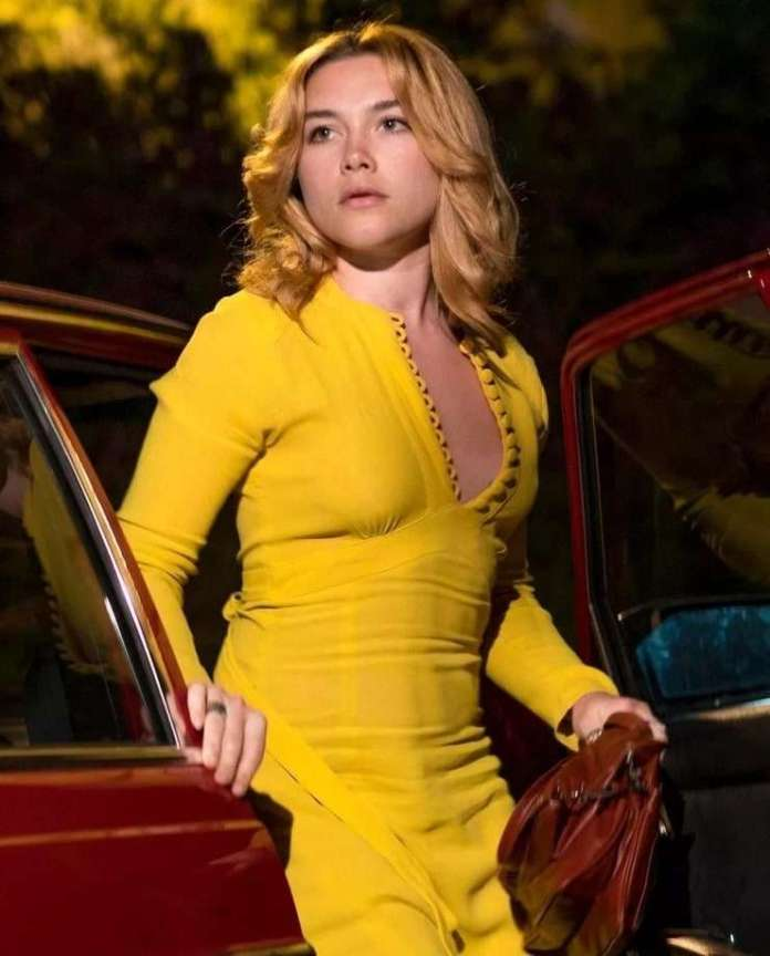 Florence Pugh sexy look