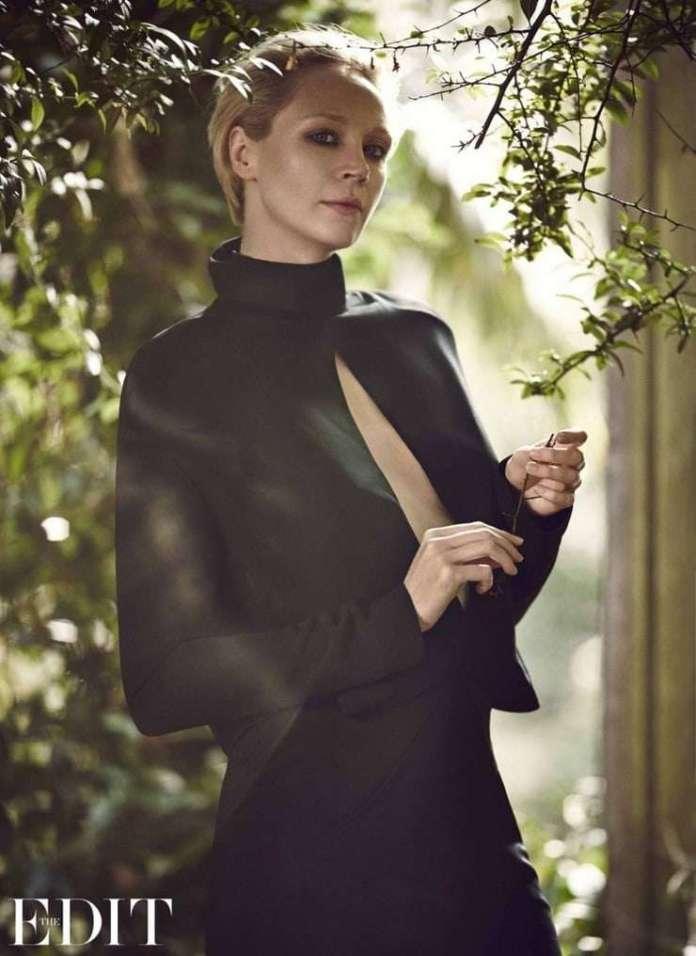 Gwendoline Christie hot look