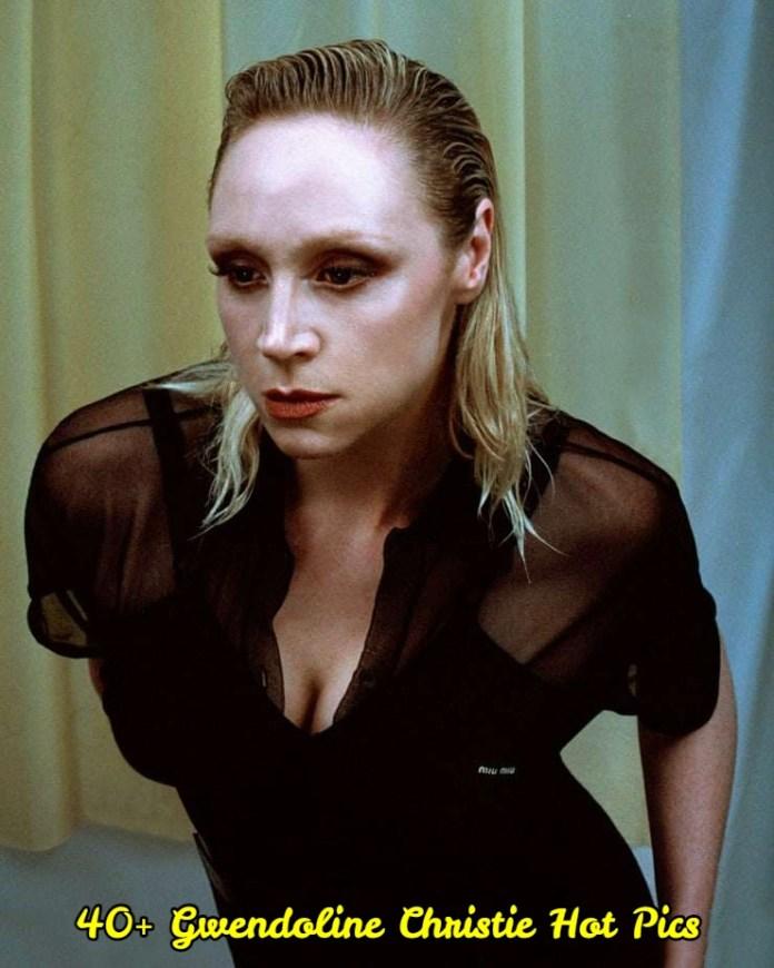 Gwendoline Christie hot pictures
