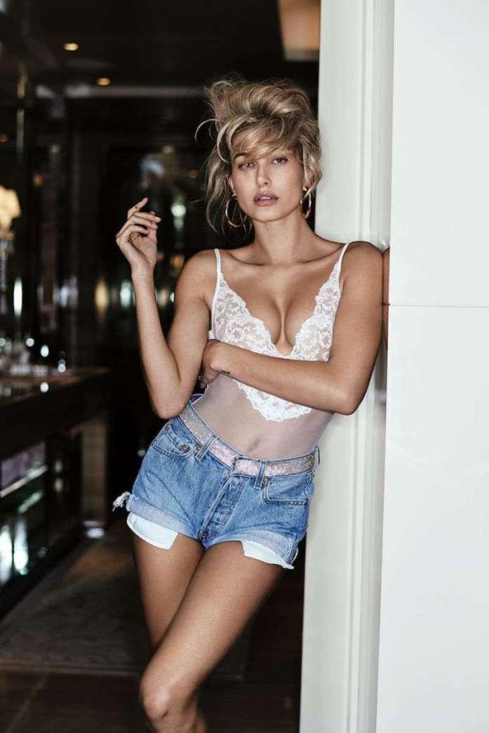 Hailey Baldwin sexy pics