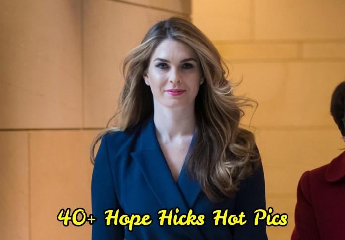 Hope Hicks Hot Pics