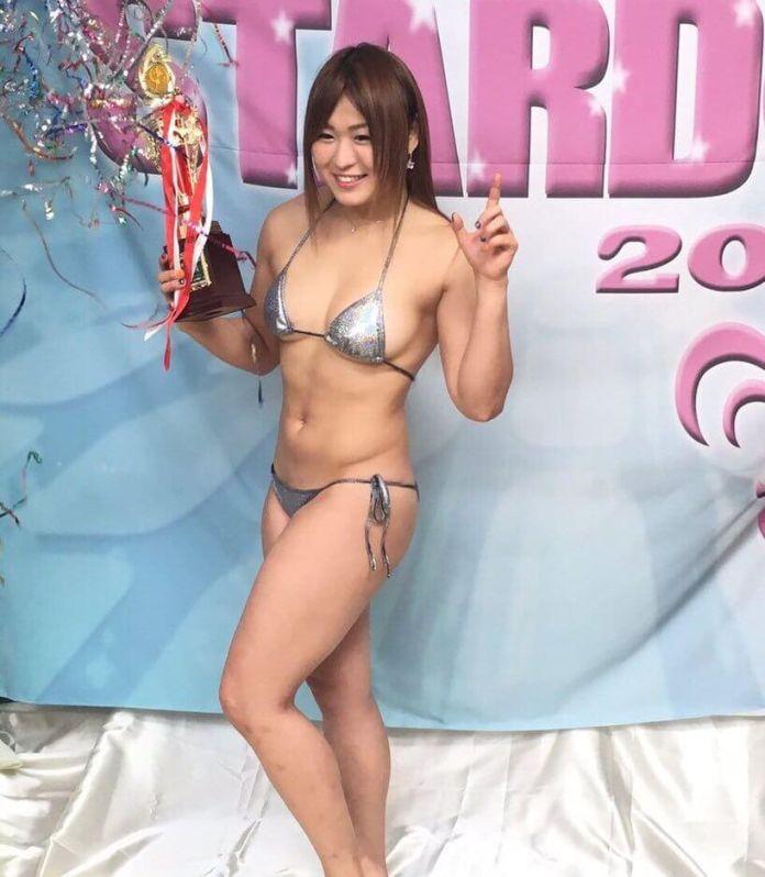 Io Shirai boobs