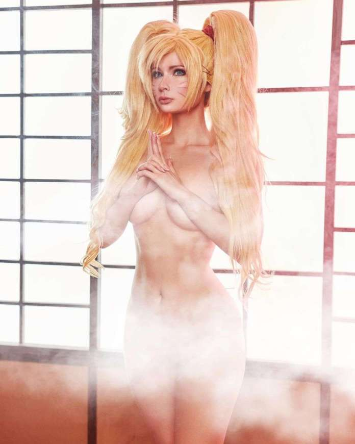 Jannet Incosplay hot pic