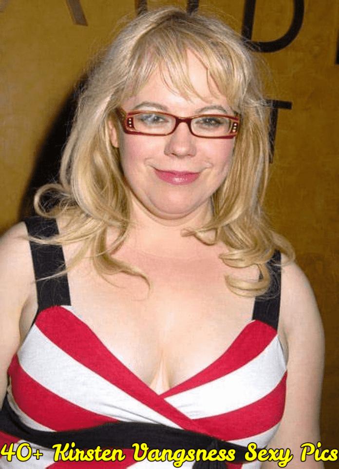 Kirsten Vangsness Sexy Pics