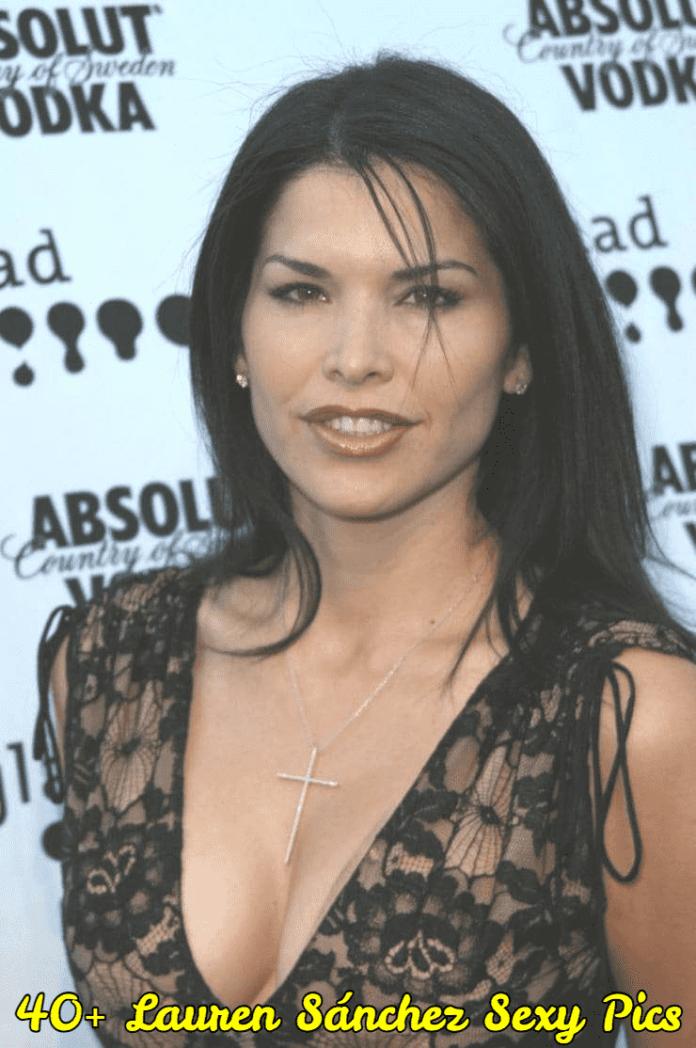 Lauren Sanchez Sexy Pics
