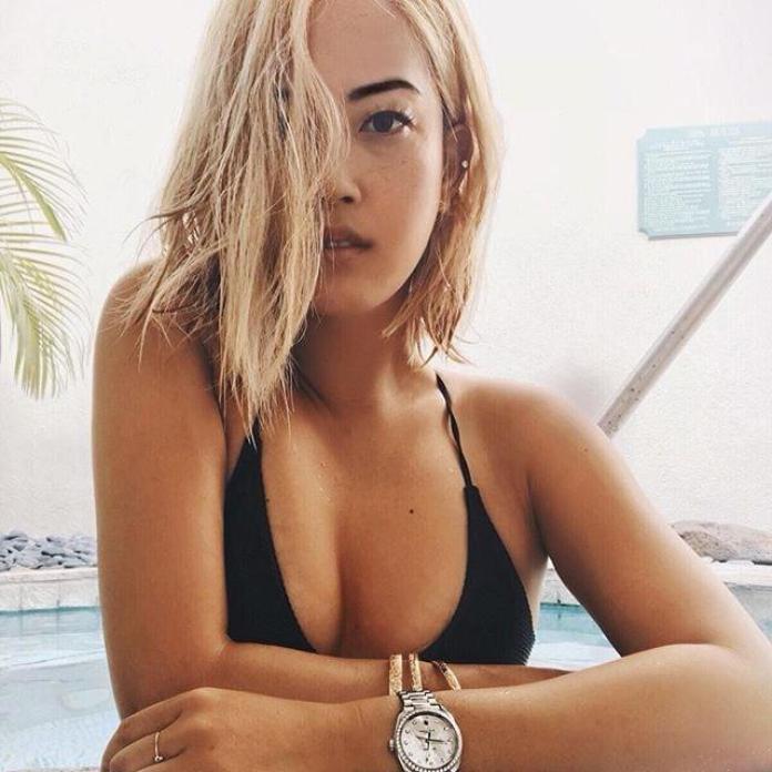 Michelle Wie big boobs