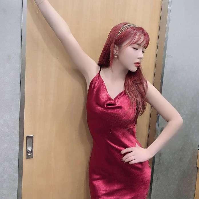 hong jin-young beautiful
