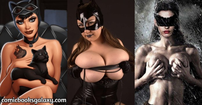 41 Hottest Pictures Of Catwoman