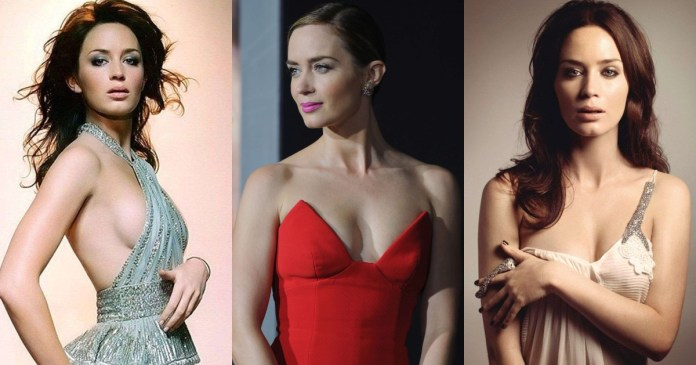 41 Sexiest Pictures Of Emily Blunt