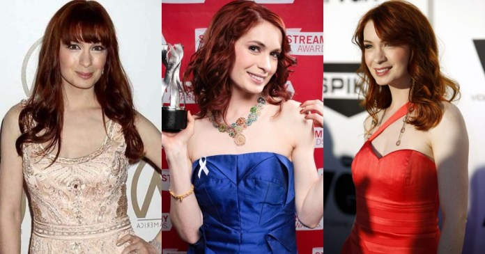 41 Sexiest Pictures Of Felicia Day
