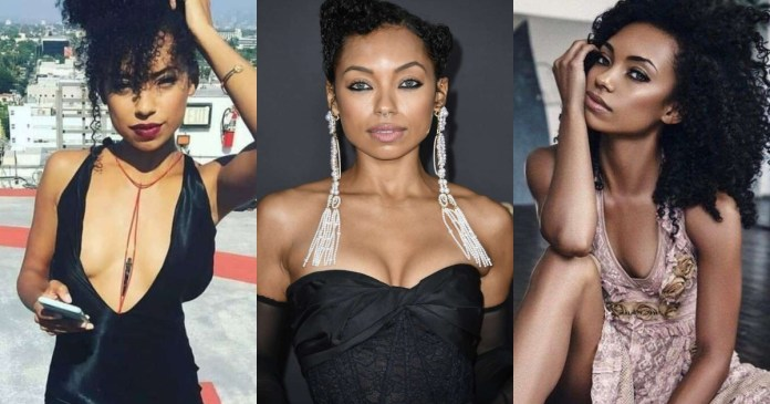 41 Sexiest Pictures Of Logan Browning