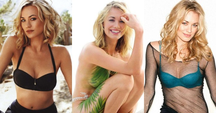 41 Sexiest Pictures Of Yvonne Strahovski
