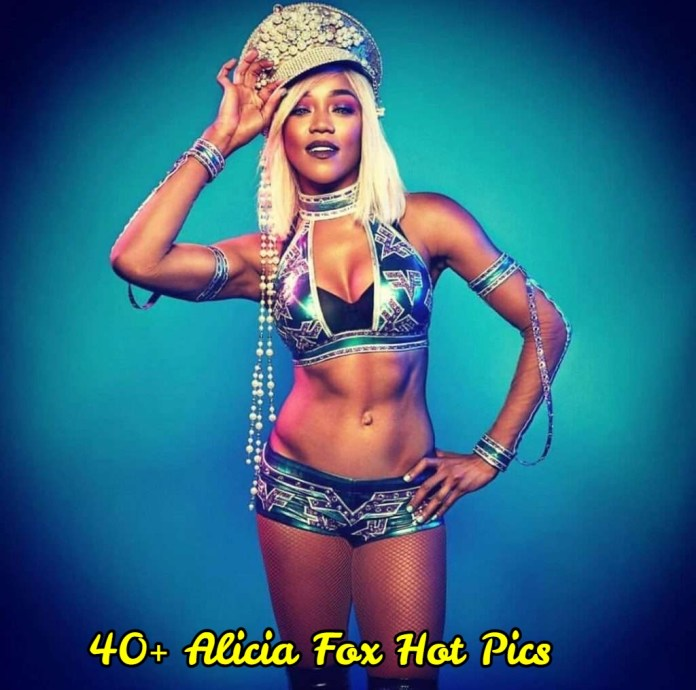 Alicia Fox hot pictures