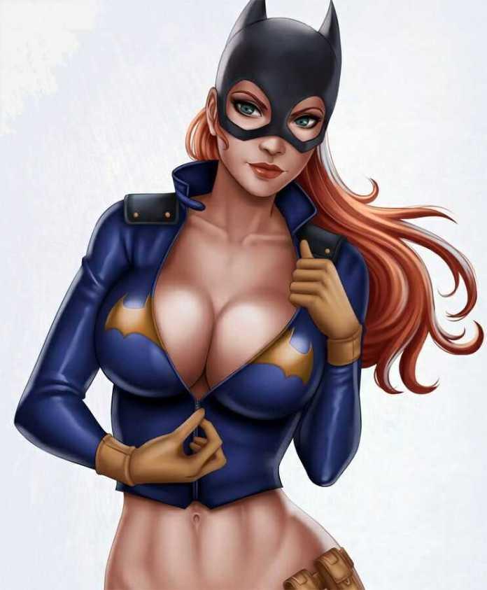 Batgirl sexy pic