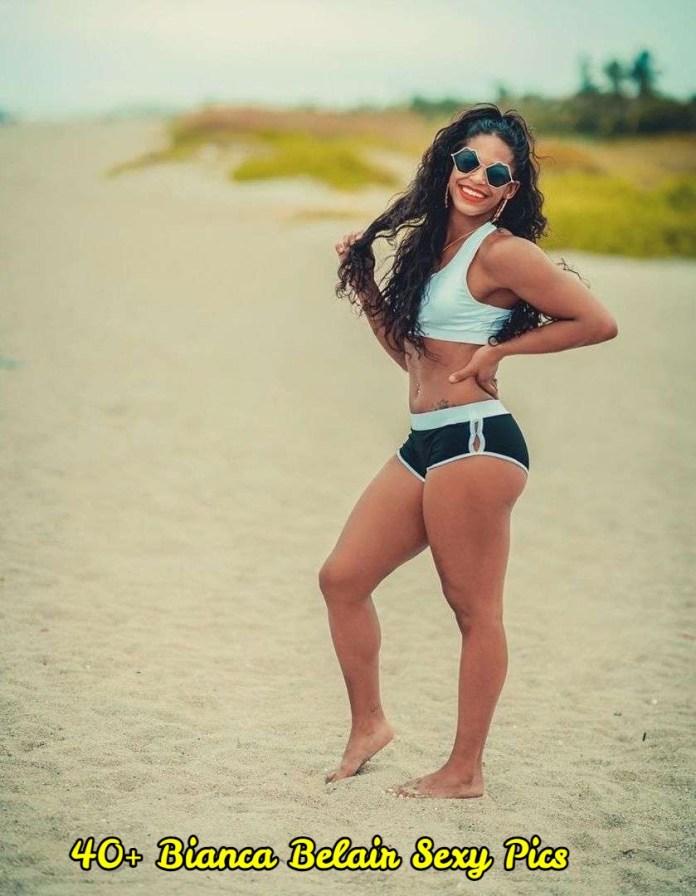 Bianca Belair sexy pictures