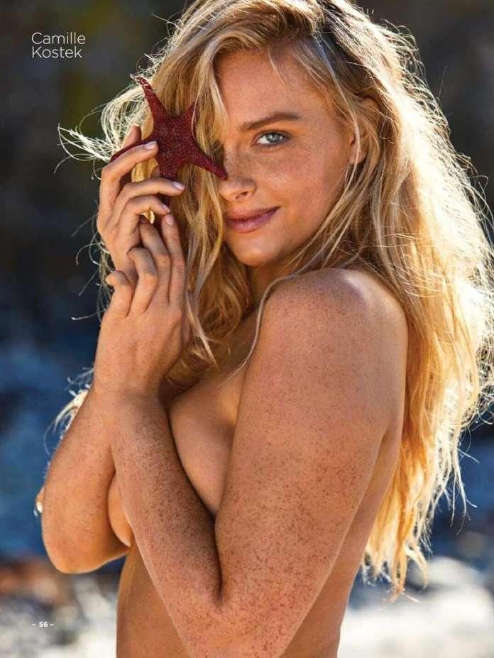 Camille Kostek sexy