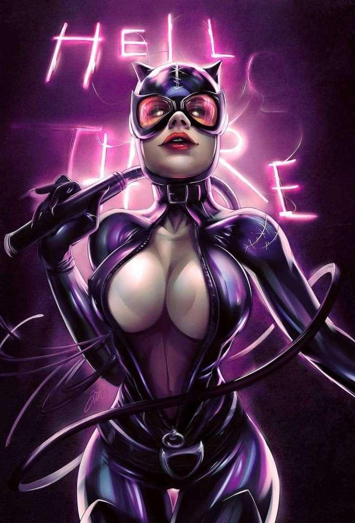 Catwoman sexy pics