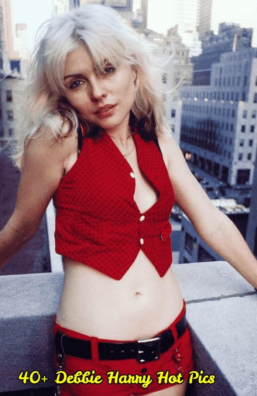 Debbie Harry hot pictures