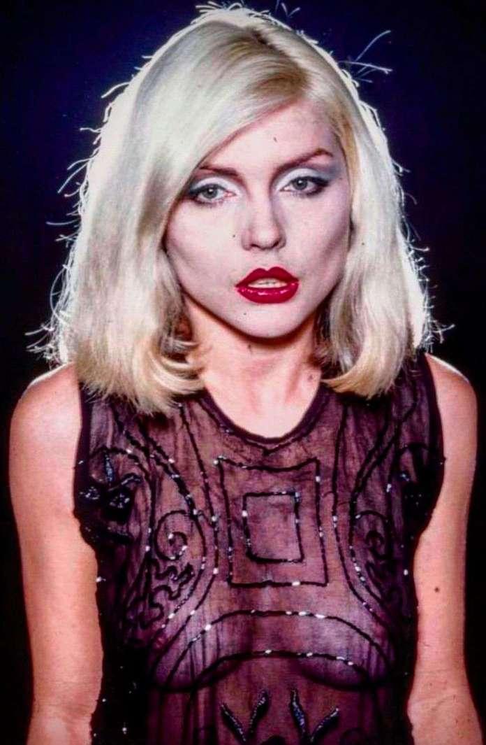 Debbie Harry hot