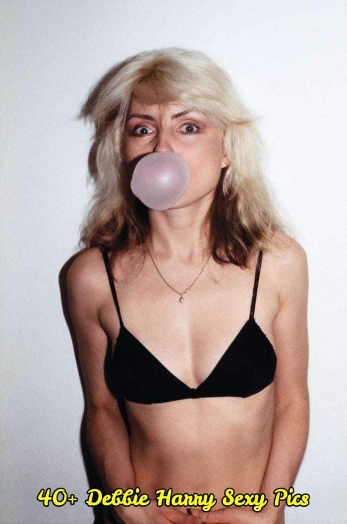 Debbie Harry sexy pictures