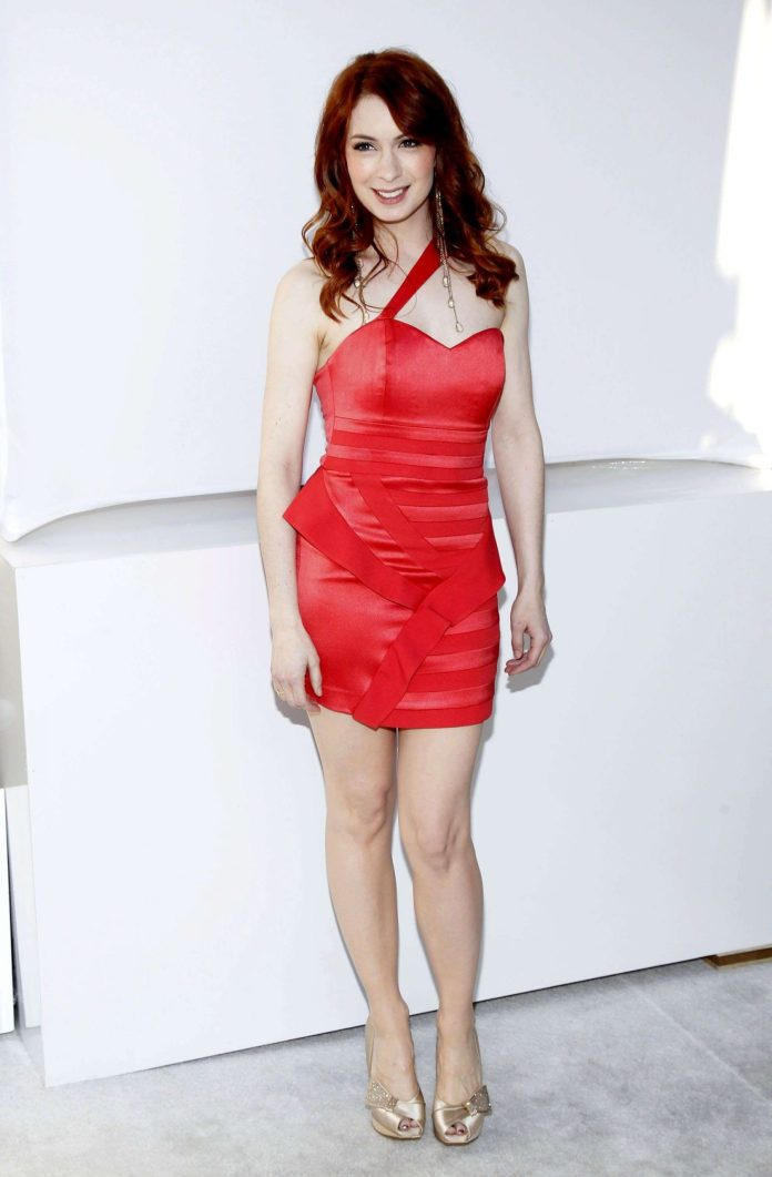 Felicia Day sexy pic