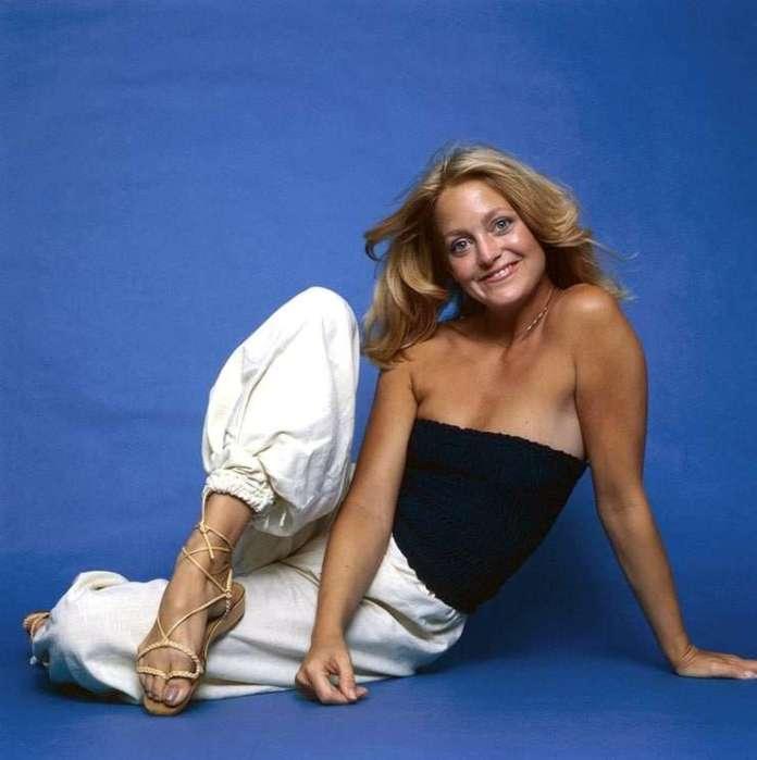Goldie Hawn hot look