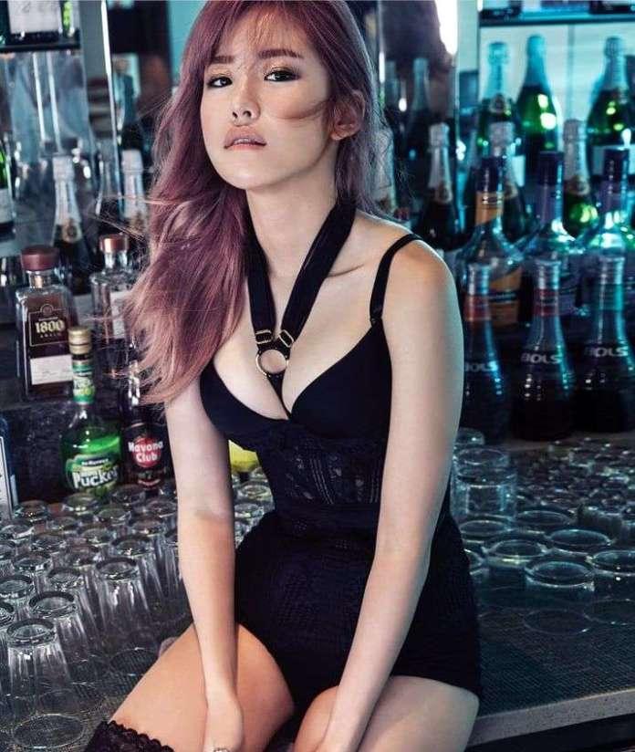 Jun Hyo-Seong hot
