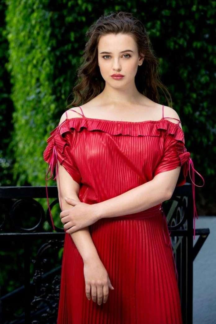 Katherine Langford hot