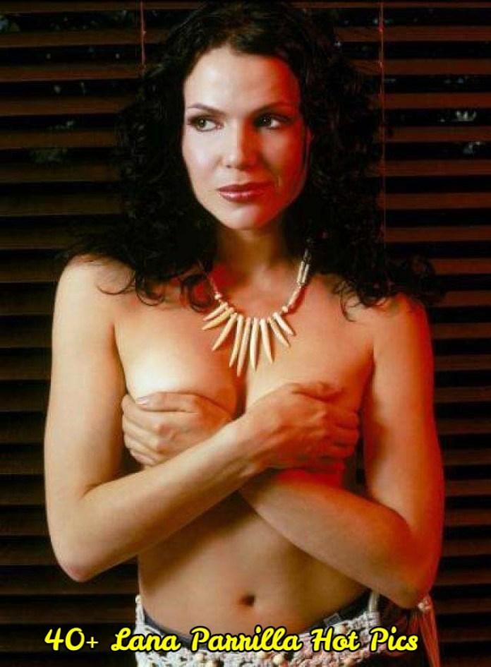 Lana Parrilla hot pictures