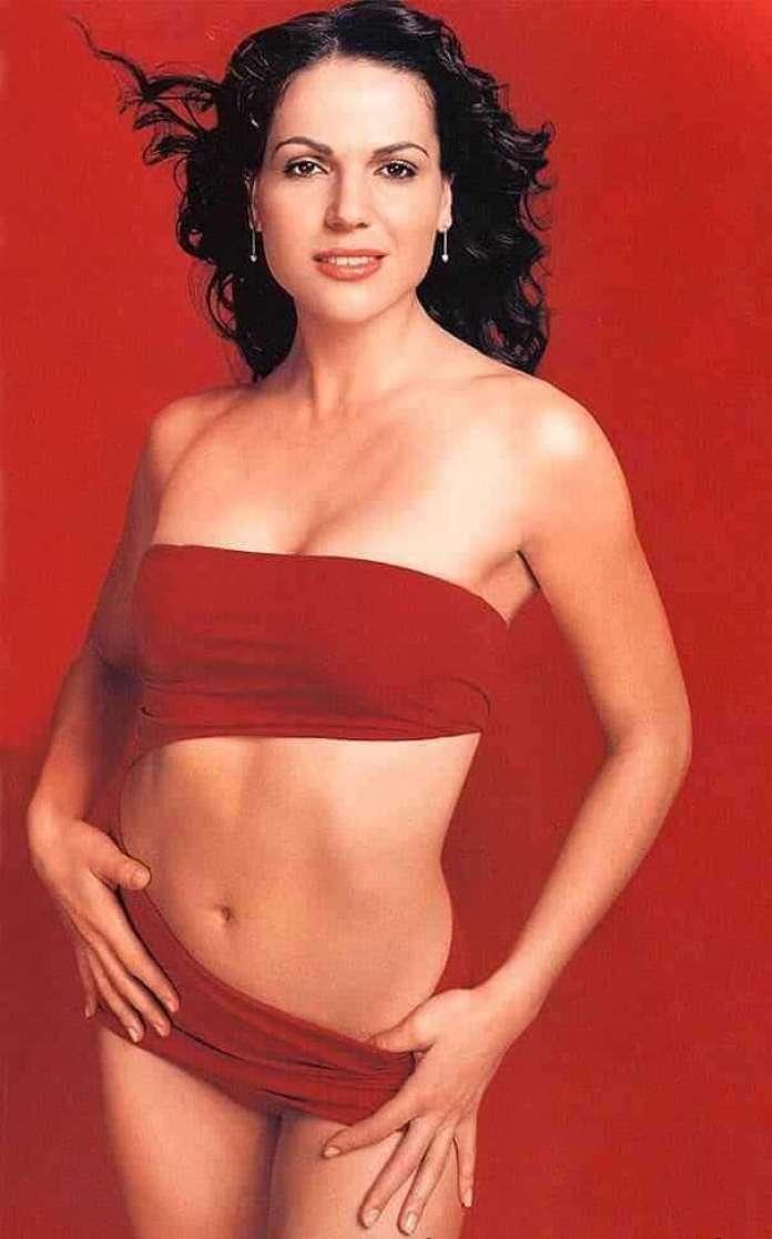 Lana Parrilla sexy pic