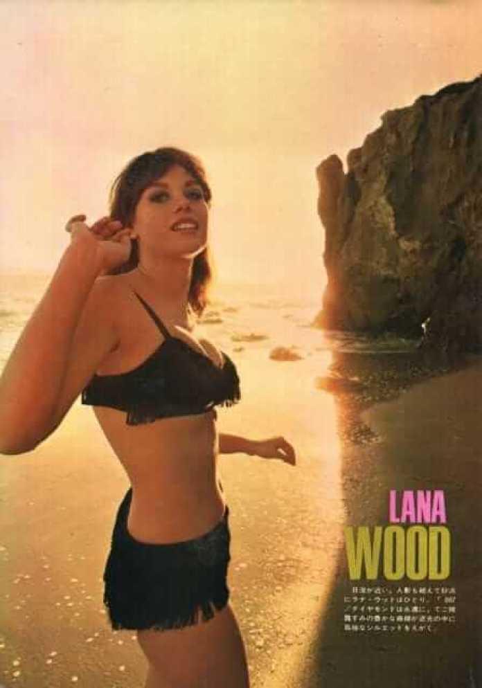 Lana Wood sexy pics
