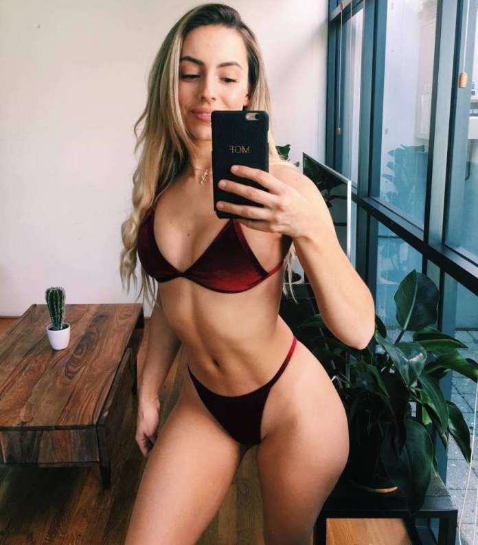 Madalin Giorgetta hot look
