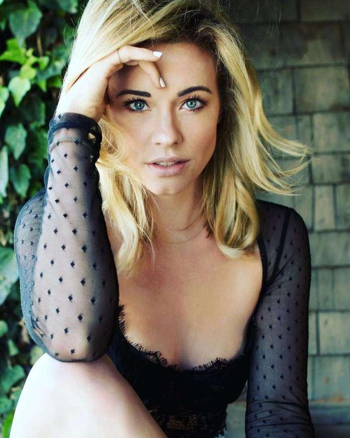 Molly Burnett hot