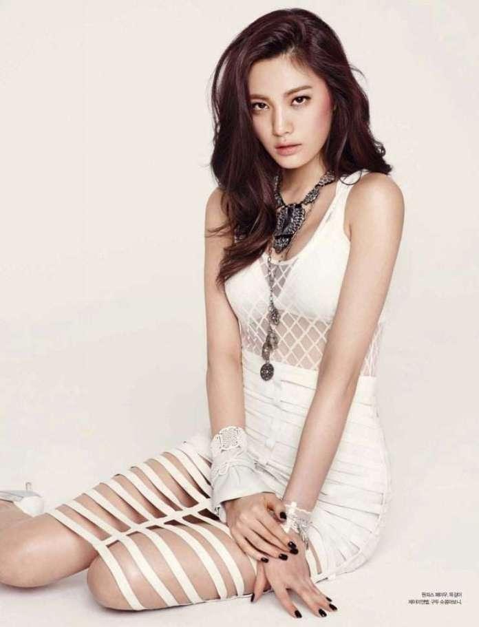 Nana K-Pop sexy look