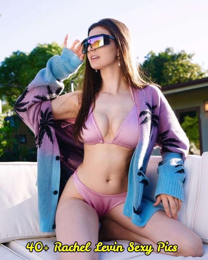 Rachel Levin sexy pictures