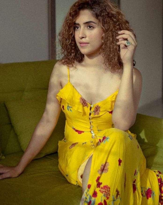 Sanya Malhotra sexy pic