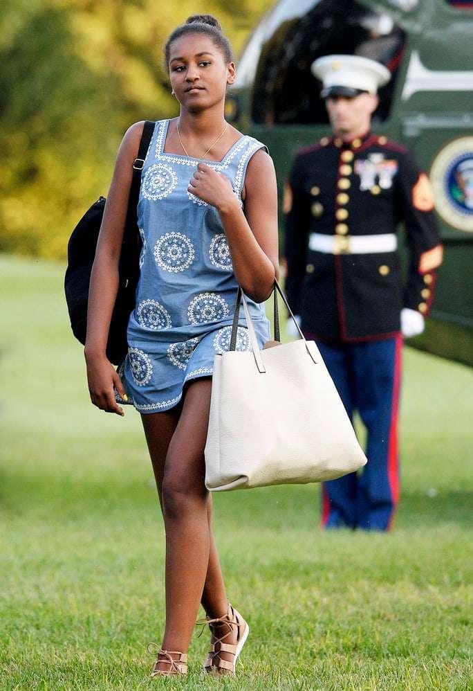 Sasha Obama hot pics