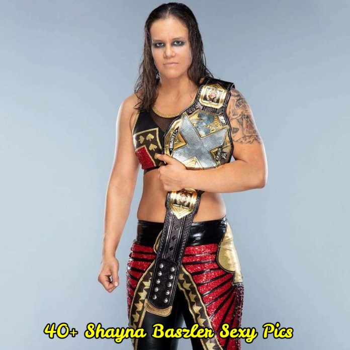 Shayna Baszler sexy pictures