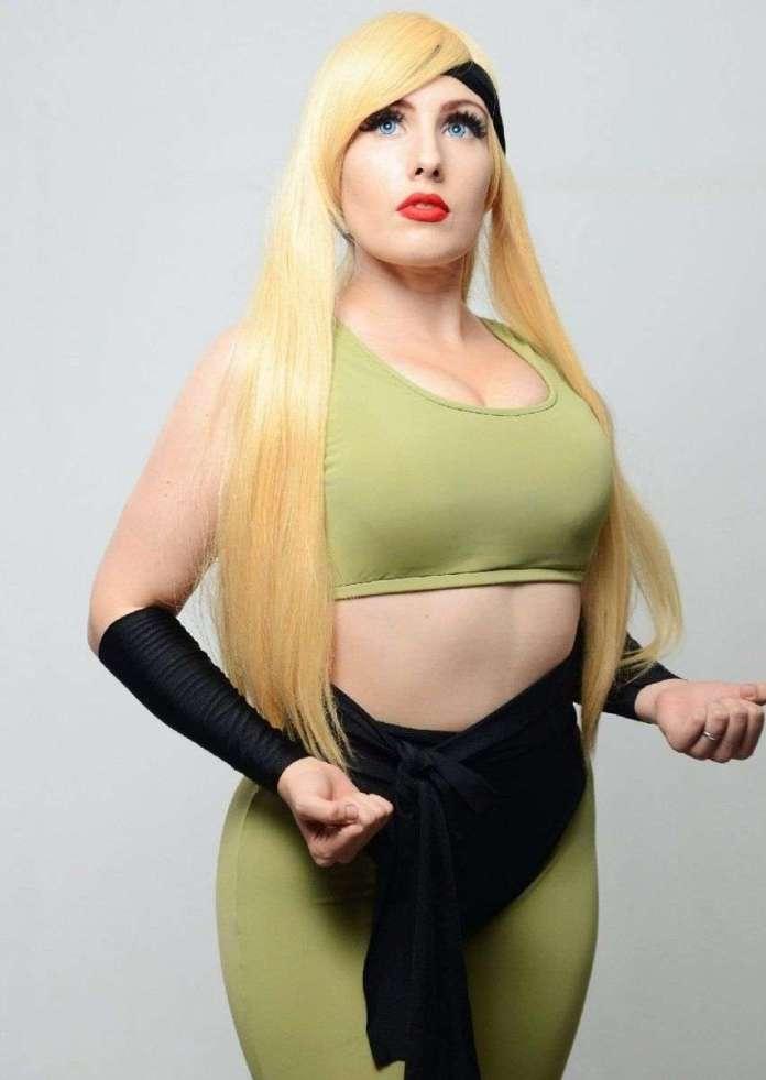 Sonya Blade sexy