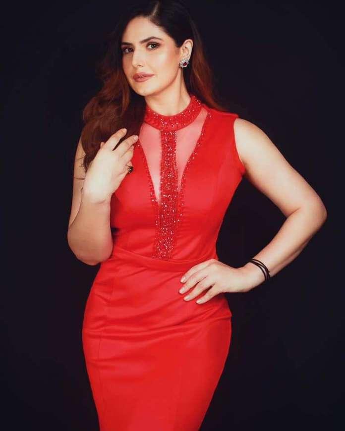Zareen Khan hot