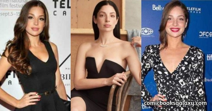 41 Hottest Pictures Of Anna Hopkins